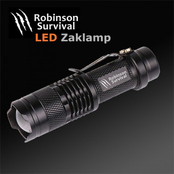 Robinson Survival LED Zaklamp