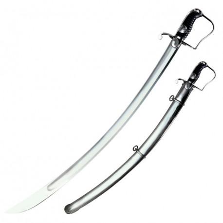 1796 Light Cavalry Saber (Steel Scabbard)