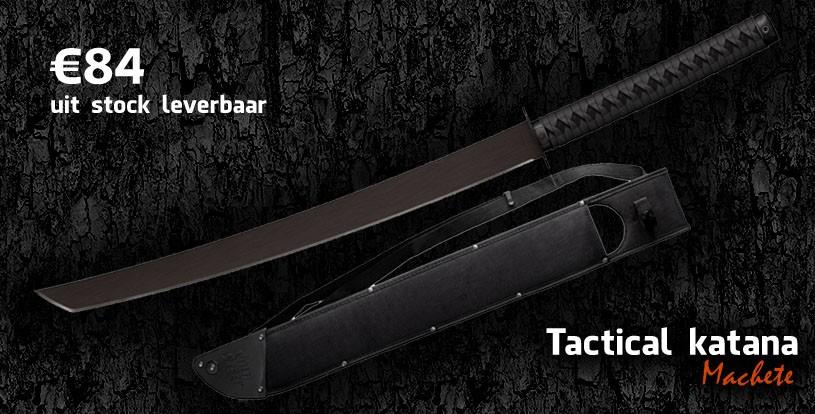 Tactical Katana Machete